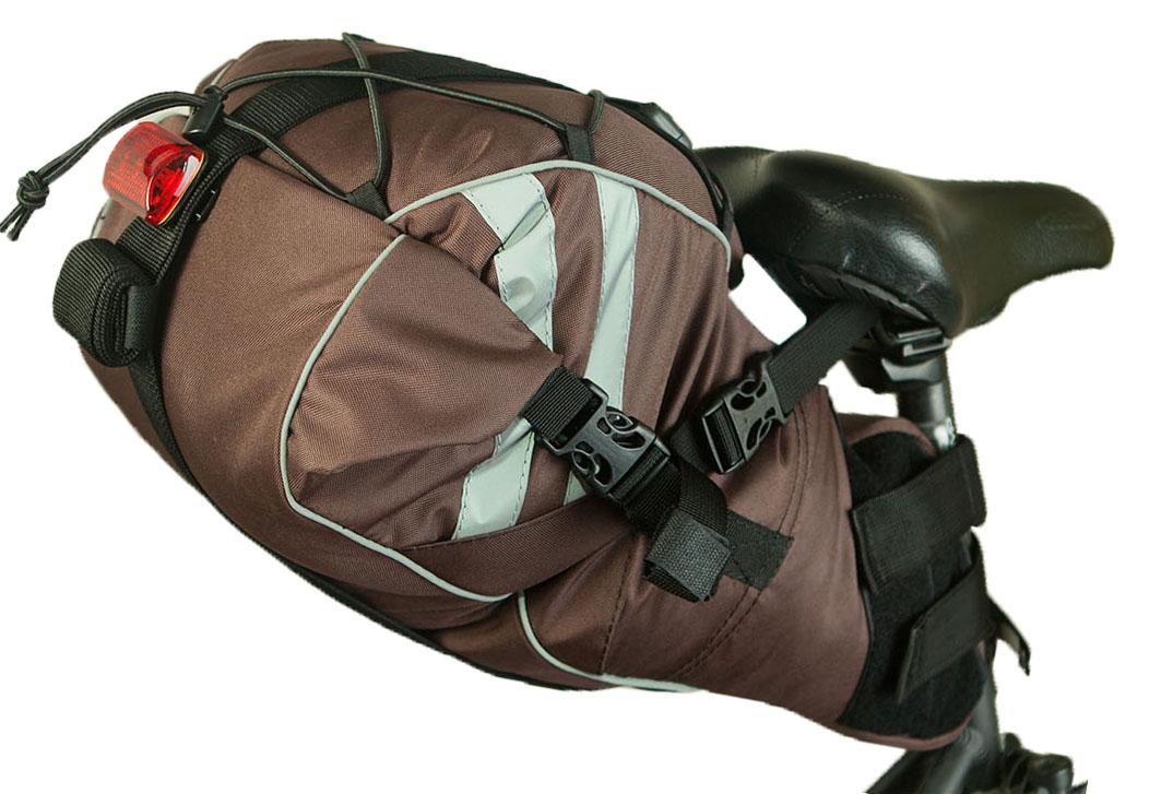 велосумка putnik под седло