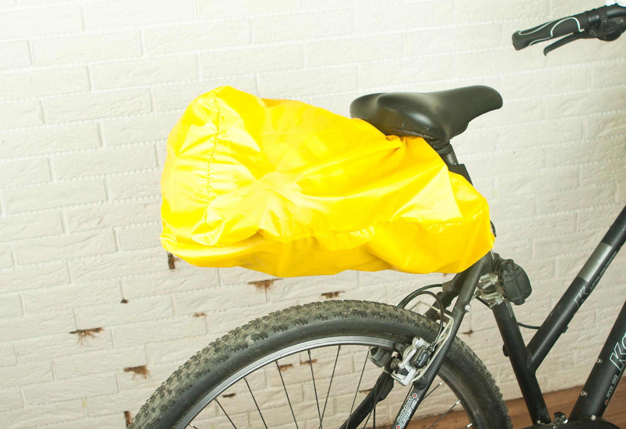 велосипедная сумка под седло