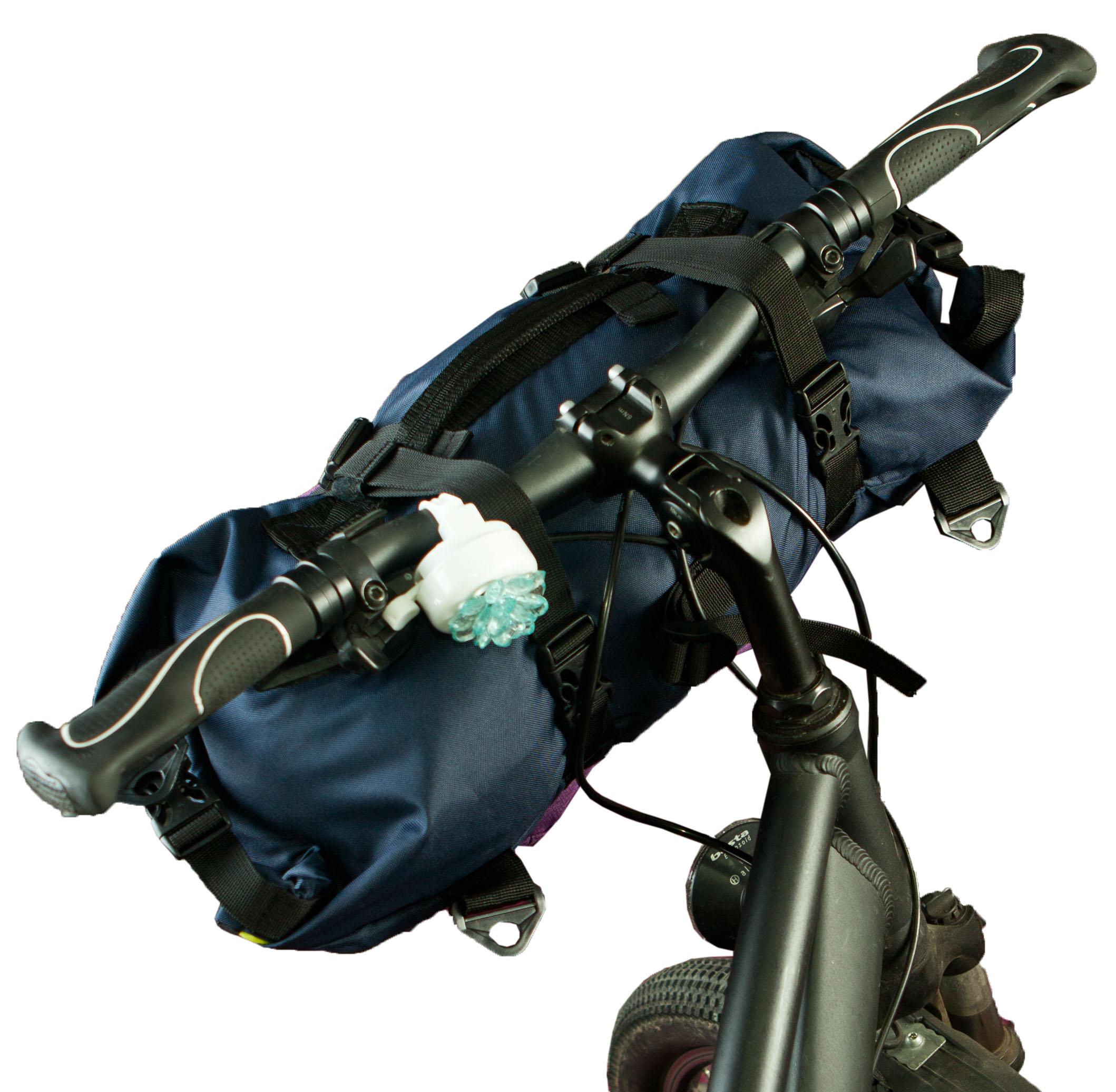 велосипедная сумка на руль