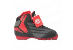 Ботинки лыжные Sport 504 MEN Black Red (арт.1115)