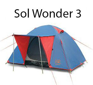 Прокат палатки Sol Wonder